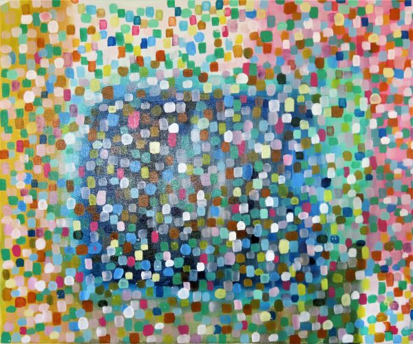 Modern Dots Painting