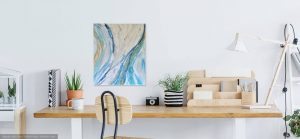 Abstract painting for sale