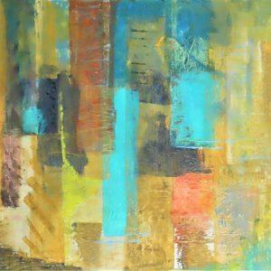 Australian Abstract artist