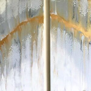 Golden painting